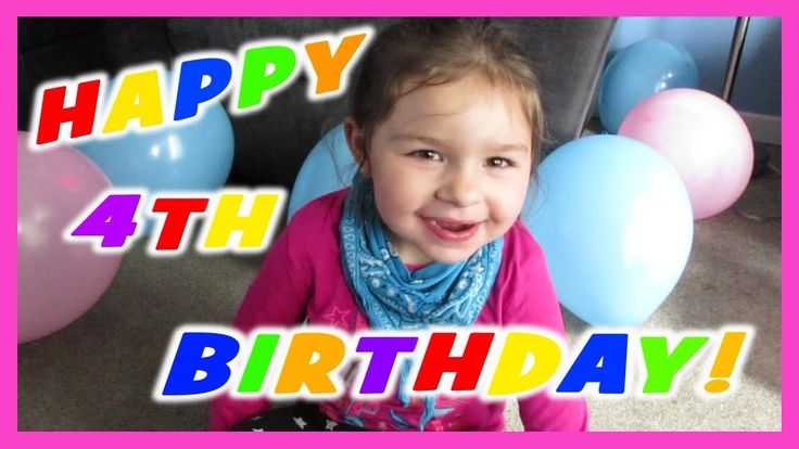 HAPPY 4TH BIRTHDAY PARTY VLOG! (Family Fun Daughter with Angelman Syndrome)