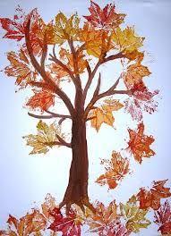 Výsledek obrázku pro výtvarka podzim