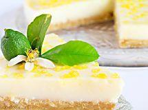 La Ciambella al Limone senza cottura è un dolce fresco, semplicissimo da preparare e pronto in pochissimi minuti, è favolosa!