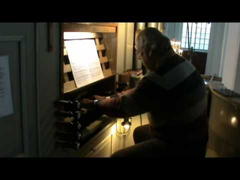 Gigi d'Agostino - L'amour toujours on church organ by Ben Middeldorp