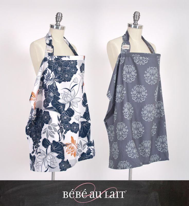 Bébé au Lait Introduces New Stylish Nursing Cover Patterns!