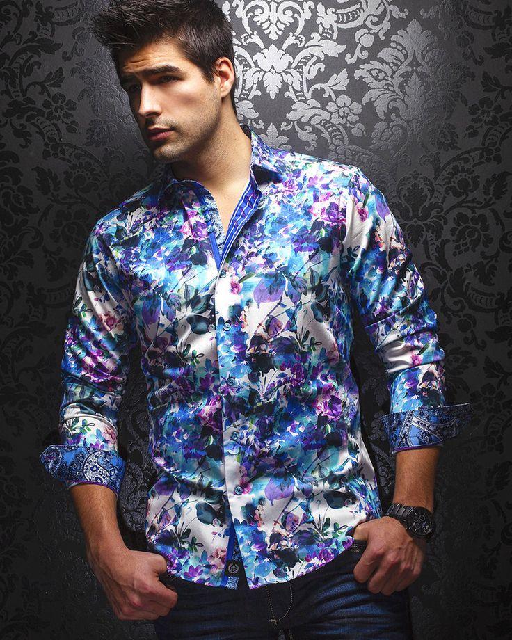Au Noir Shirt - Versus Blue
