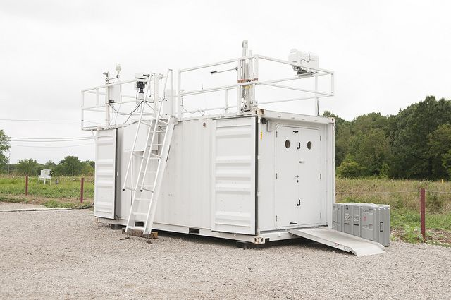 ARM Mobile Climate Facility - 2 by Argonne National Laboratory, via Flickr