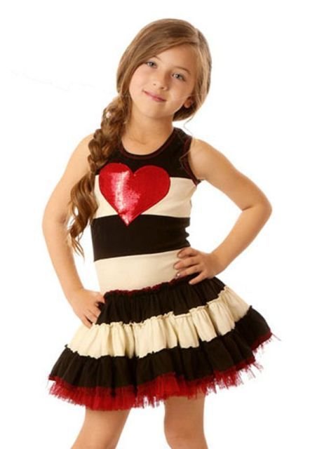 395a58ad5dd2 12 Cute Valentine's Day Outfits For Girls | Kidsomania | Fashion for Girls  / Holiday / Special Occasion / Seasonal | Ooh la la couture, Girl outfits,  ...