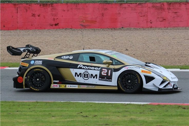 Lamborghini Super Trofeo - Alexandre Martins