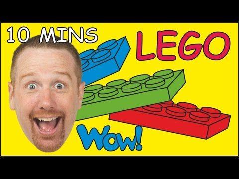 LEGO toy train