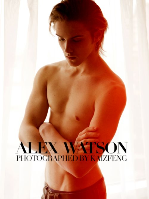 "Alex Watson. I believe my exact words upon seeing this were ""oh my godddd"""