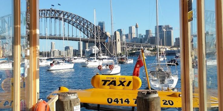 Boat Transfers Water Taxi Services