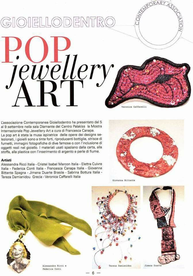 Magazine Vicenza Jewellery