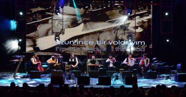 Ünlü sanatçıların unutulmaz EXPO 2016 konseri