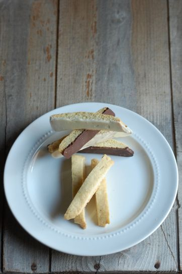 ... Almond Biscotti | Food | Pinterest | Biscotti, Almonds and Vanilla