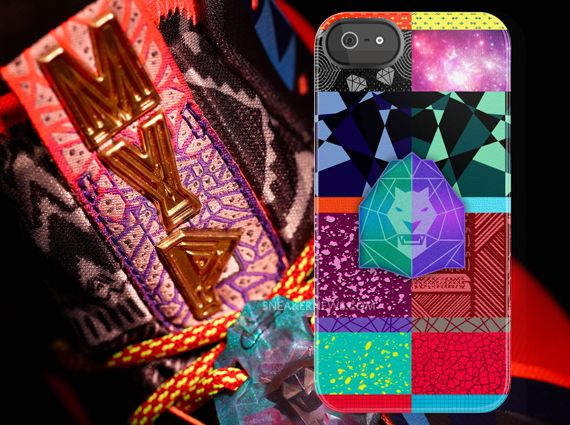Nike LeBron X What the MVP iPhone Case by SneakerSt x Uncommon
