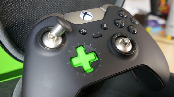 Xbox One Elite - самый лучший игровой контроллер | Обзор нового геймпада от Microsoft / Игровые новости на hotplay.com.ua