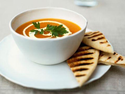 Heerlijk soepje om van op te warmen
