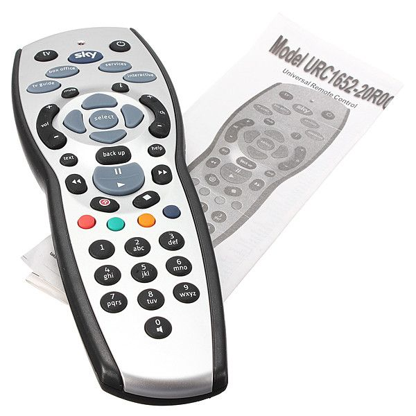 Standard Rev.9 Tv Remote Control Controller Replacement For Sky Hd Box. Standard Rev.9 TV Remote Control Controller Replacement For Sky HD Box  Description :    	 		 			 				Version 			 				rev.9f 		 		 			 				Size 			 				approx. 20 x 6.5 x 2(l x w x h) 		 		 			 				Battery 			 				1 x 2 aa batteries(not included) 		 		 			 				Features 			 				latest version on the market with all the new Sky software codes 		 		 			 				when the batteries are low, sky guidec shows you a message on…