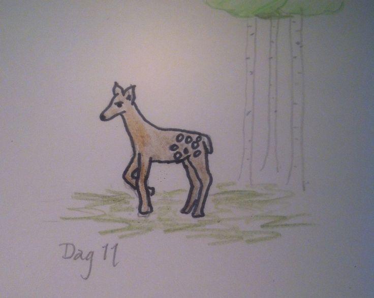#Day11 - Freestyle Bambi