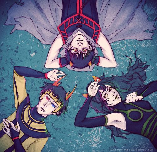 Signless P2iioniic Disciple THIS IS MY FAVOURITEHomestuck Psiioniic And Signless
