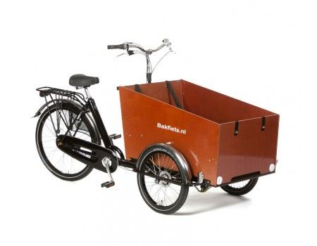Bakfiets cargotrike triporteur - Christiania Bike