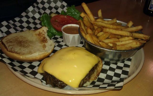 The Basic at Bad Daddy's Burger Bar--Charlotte, NC