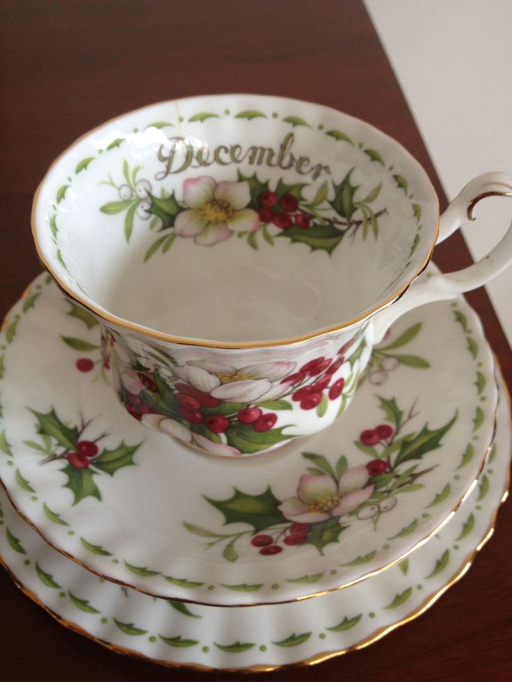 Vintage china cup