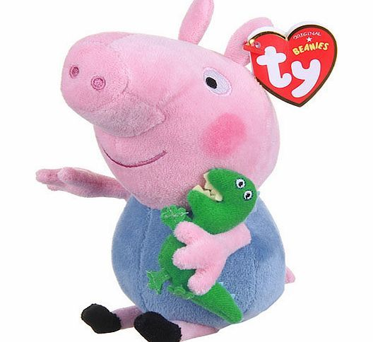 Peppa Pig TY Beanies Peppa Pig George Soft Toy No description http://www.comparestoreprices.co.uk/soft-toys/peppa-pig-ty-beanies-peppa-pig-george-soft-toy.asp