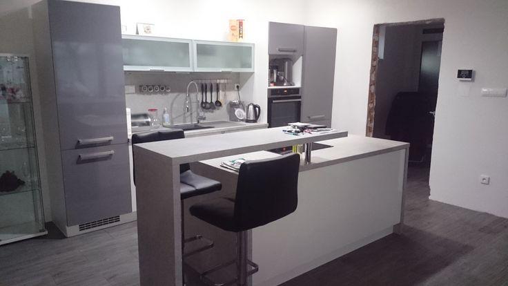 Kuchyňa CORA Biela arctic VL (Tomáš Vaňo) - Decodom