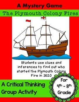 Here is another fun mystery game! Kids love to solve mysteries and this game is very exciting. Read the story aloud to the students. Pass out the clues to each student and let them solve the case together. This is a great tool for critical thinking and team building skills.