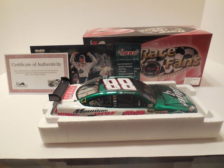 Motorsport Authentics #88 Amp Energy 2008 Impala SS Color Chrome 1:24 #MotorsportsAuthentics #Chevrolet