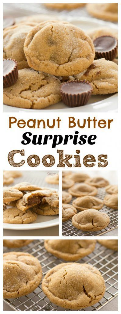 ... peanut butter biscuits forward peanut butter surprise cookies peanut