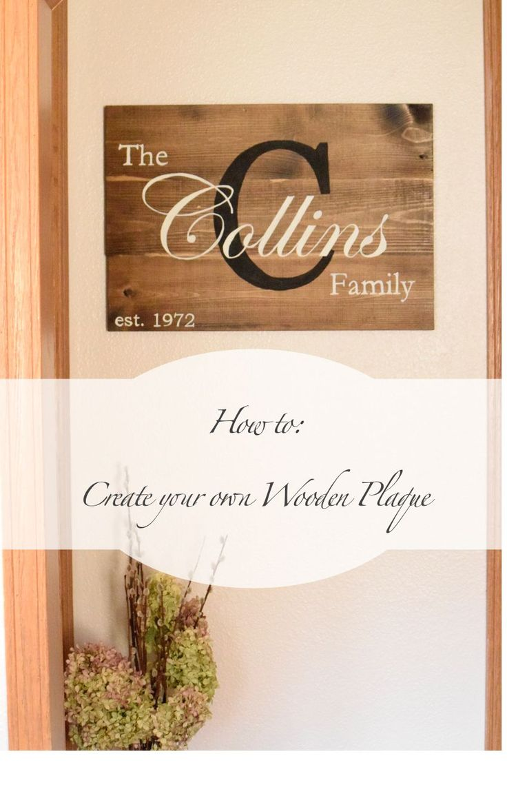 Wood Sign Design Ideas wooden sign wood sign design ideas Diy Wooden Plaque