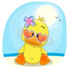 Summertime Duck