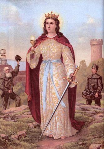 Santa Barbara | chango dia de santa barbara se celebra el 4 de diciembre