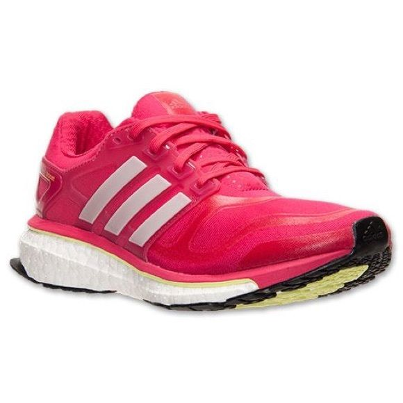 Adidas Energy Boost Women\u0027s Running Shoes Adidas Energy Boost Women\u0027s Running  Shoes. Size 8 Color: Vivid Pink. In excellent condition!
