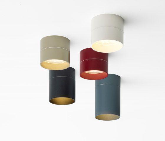 Tudor - Ceiling luminaire by OLIGO
