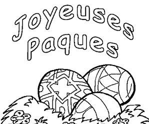 Coloriage paques recherche google activit s enfants - Dessin de paques facile ...