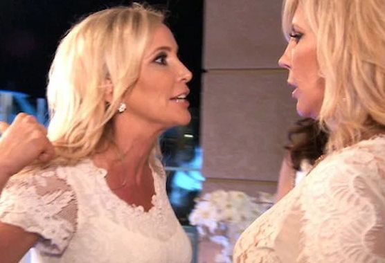 Shannon Beador Calls BS On Vicki Gunvalson - Says There's No Secret To Tell!