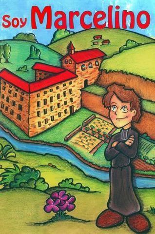 Nuevo cómic de Marcelino dirigido a los más pequeños. Montaje realizado por MA·com con las láminas originales tomadas de champagnat.org [ http://www.champagnat.org/410.php ]