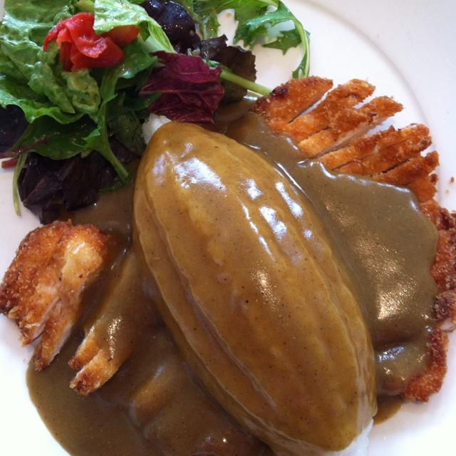 Katsu curry @Wagamama