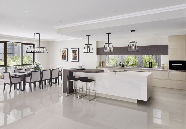 This kitchen can be found at our beautiful Hampshire 48 on display in Kew, VIC.