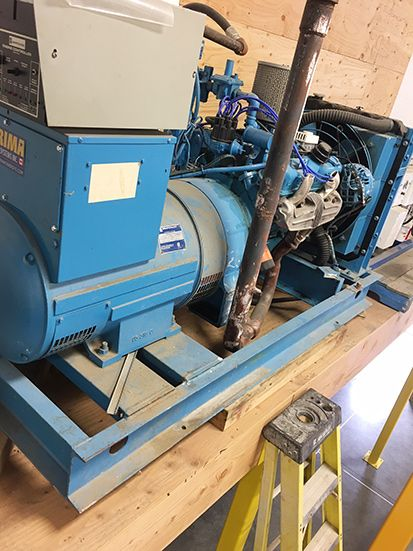 For Sale! Simpower 45 kw 600 Volt Generator- Excellent condition - GREAT Price ONLY $5899.00.Call 1-604-746-0606