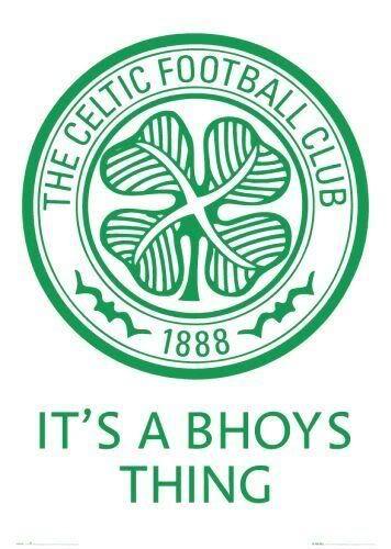 Celtic Glasgow Badge