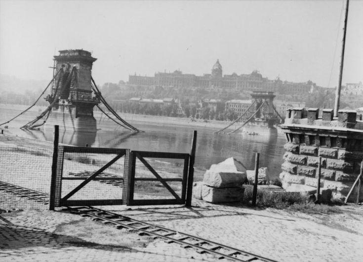Budapest 1945  Fortepan/Carl Lutz