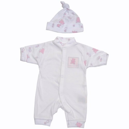 Premature Early Baby Clothes Girls' Cotton Romper « Clothing Impulse