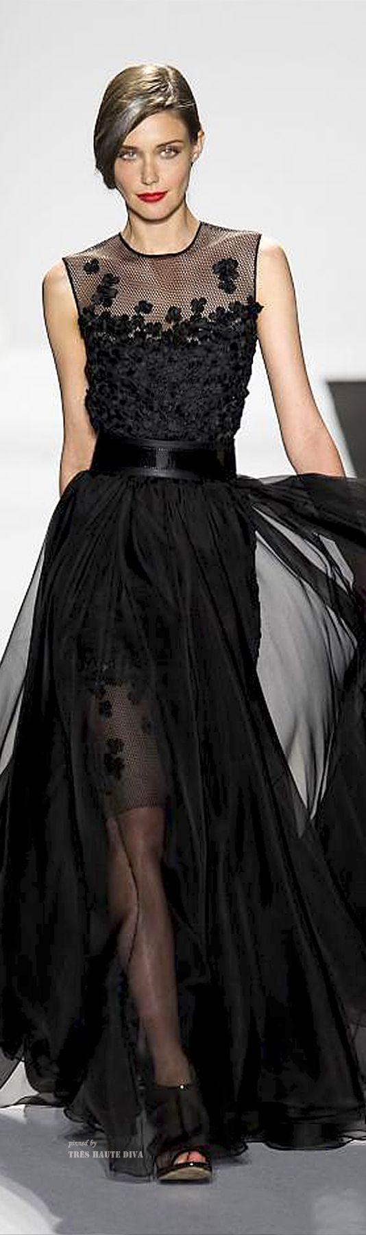 negro con transparencias