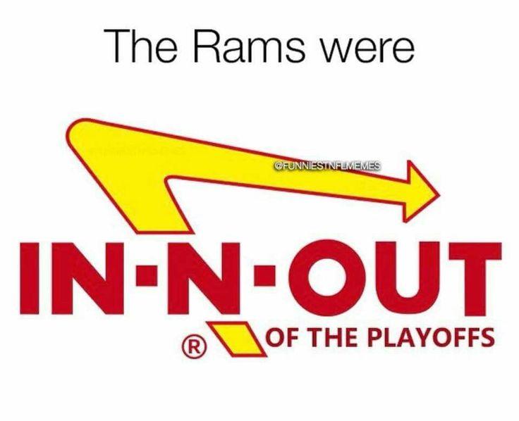 NFL Rams...N-N-Out