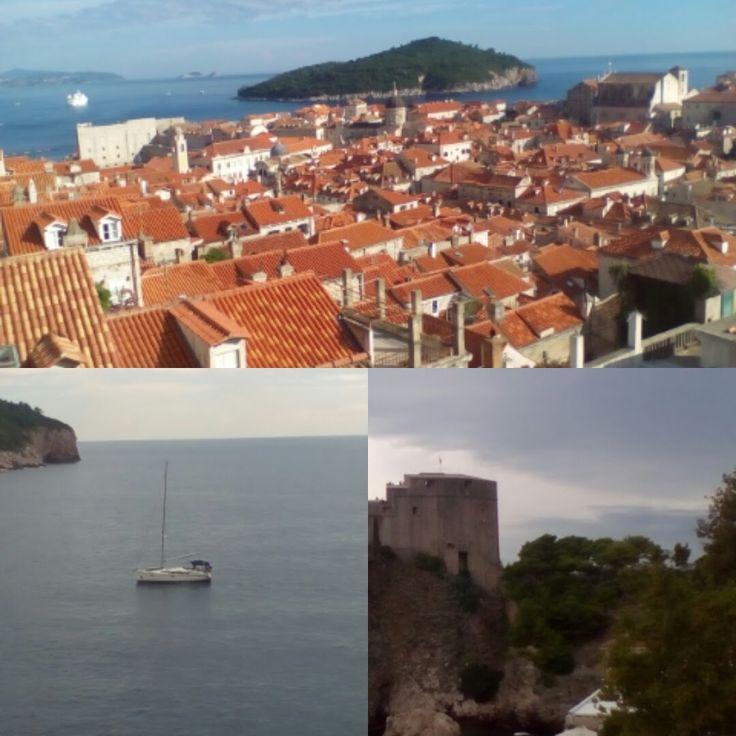 Потрясающий Дубровник! Виды со стен Старого Города.