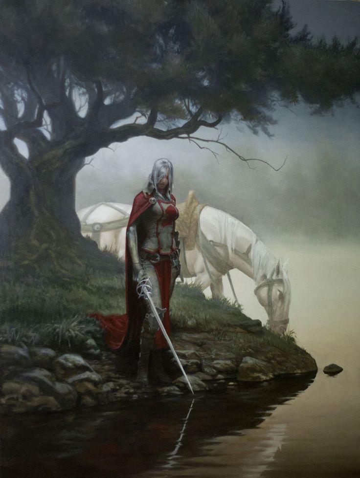The amazing digital art - The amazing tradigital art of  NicolasSiner  ...
