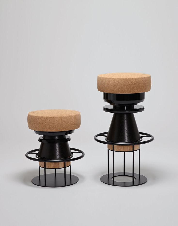 Tembo Stool   Note Design Studio