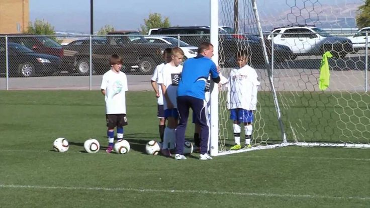 Soccer Training - Shooting Drills 3