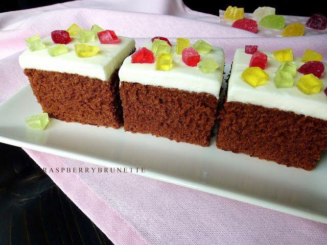 Raspberrybrunette: Koláč z acidka